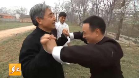 太极拳软绵绵吗?陈家沟传人展示太极拳真实击打能力,牛人!