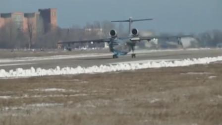 水陆两栖喷气式飞机,俄罗斯别-200水上飞机