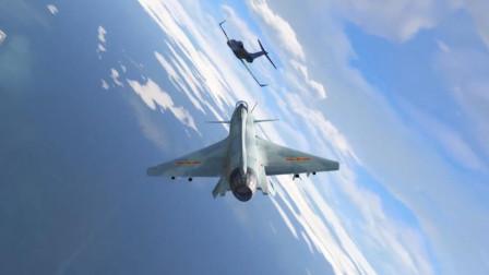 GTA5: 歼10战斗机为何会在空中爆炸?