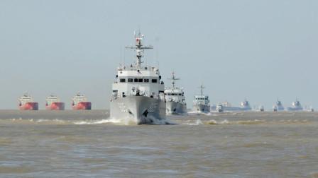 """终于藏不住了,中国一支""""幽灵舰队""""亮相,战时可输送上万辆坦克"""