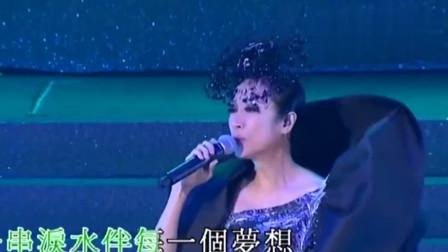 吕珊演唱会上演唱徐小凤多首金曲,唱的比徐小凤还有好听