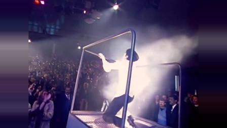 迈克尔杰克逊音生平最难唱的一首歌!温柔中夹着狂野太好听了
