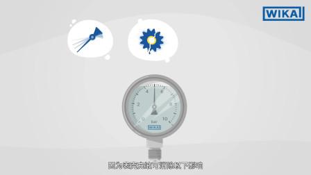 威卡中国:充液压力表 | 优势和应用领域(中文中字)
