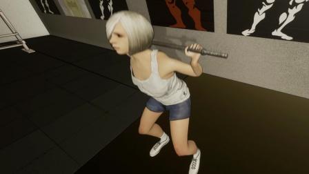 沙雕游戏如何在健身房搭讪小姐姐