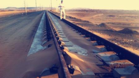 """中国高铁再次签大订单,位于沙特,建造世界首条""""沙漠高铁"""""""
