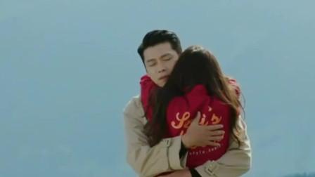 《爱的迫降》大结局:玄彬和孙艺珍在瑞士重逢,两人在雪山旁甜蜜亲吻,完美结局