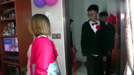 结婚:广东20岁帅哥娶30岁姑娘,婚礼表面风光,其实新娘是二婚