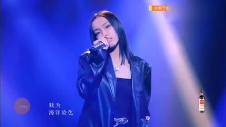 歌手:刘柏辛现场演唱《Manta》,唱的太燃了!