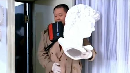 马大帅:范伟这段三十秒演技,放到现在也能让你笑的在地上打滚!