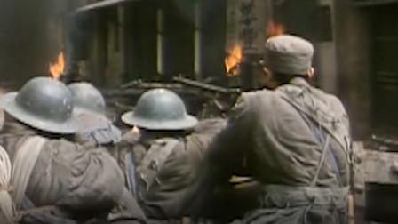 郯城攻坚战,团长率军激战鬼子1昼夜,50颗手雷丢民房炸死30日军