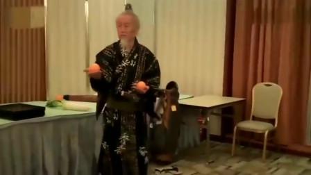 """日本75岁老刀师人称"""" 千年刀王"""",最后一刀登峰造极无人可及!"""