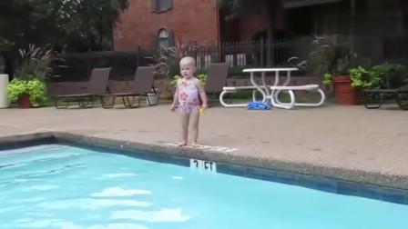 宝宝你是怎么做到的,能在水里游那么久,活了二十多年太惭愧了!