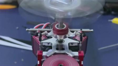 给小飞机加个电机,要是马力还能再大一点,我估计它就能飞起来了!