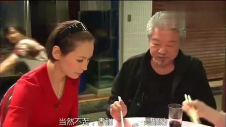 """蔡澜:黄脚立鱼只有看份,才子蔡澜又带你吃""""绝种""""的美食!"""