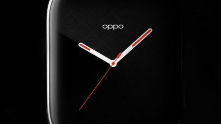可能是今年颜值最高的智能手表,OPPO Watch渲染图再曝