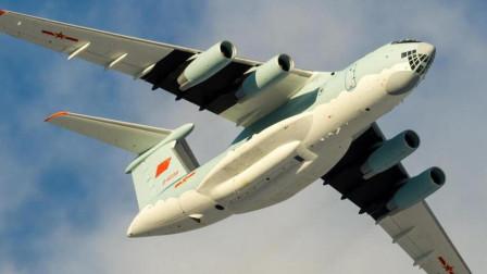大批伊尔76飞入中国,连夜卸下大批救命物资,这才是真正的好兄弟