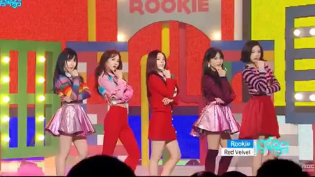 Rookie Live At Show Music Core Red Velvet