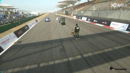 F4W直线竞速赛 - 比亚迪唐vs奥迪S3 为国产车加油!