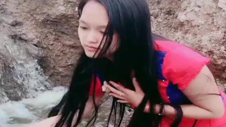 缅甸美女长得这么漂亮需要多少彩礼钱不料美女竟说自己不差钱