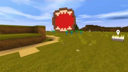 迷你世界:死亡蠕虫模拟器