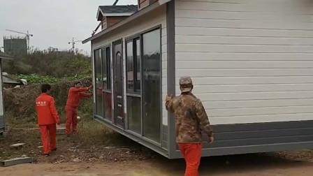 """马云说的""""箱子""""别墅这么快就实现了,网友:房价的泡沫终于破了"""