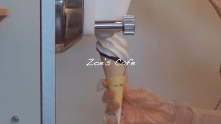 【治愈生活】 Zoe | 中文字幕 | 咖啡店工作 | VLOG 2020.2.12
