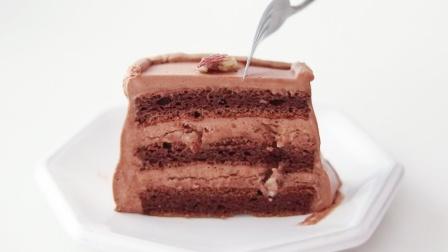 【中字】【HidaMari】焦糖巧克力奶油蛋糕