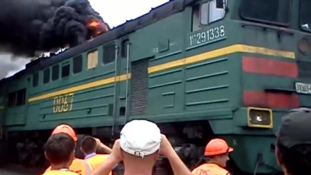 这还是火车么?就这排气量还真有点不忍直视
