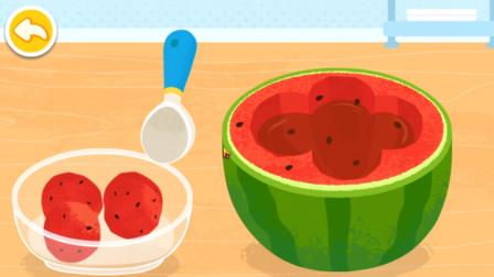 宝宝营养料理 多吃水果蔬菜 做个不挑食的好宝宝