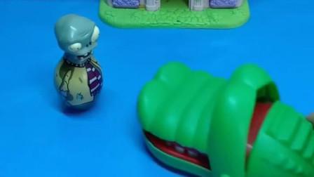 蝎子精的身体很好,大鳄鱼二话不说,把蝎子精送到了医院