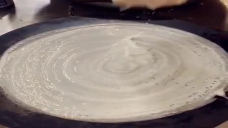 原来比纸还薄的饼是用了它,真是长见识了