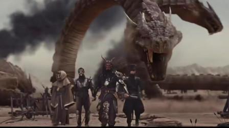 开始以为战争历史片,五分钟成九头龙科幻大片,青龙侠大战巫师九头龙,预计评分9分以上的好电影