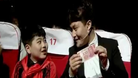 魔术大师云峰表演《生死逃脱》,现场制造人民币,惊呆全场