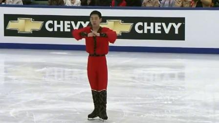 花样滑冰与中国功夫相结合,能迸发出什么样的火花?