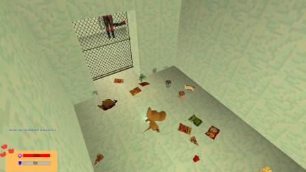 GMOD游戏贝利亚会把冰库里的零食分给杰瑞鼠吗?