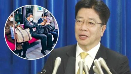 日本电视台采访出现震撼一幕 节目随后中断