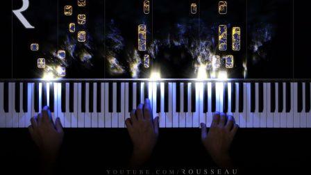 【特效钢琴】巴赫 D小调托卡塔与赋格 - by Rousseau