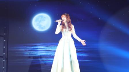 金莎《星月神话》甜美的歌声,满满的回忆,听醉了