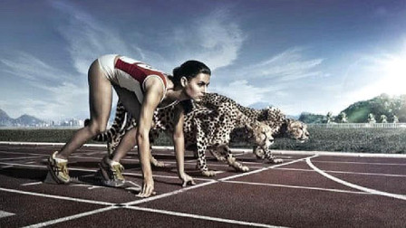 """100米纪录保持者""""博尔特""""在动物界算什么水平?结果难以想象"""