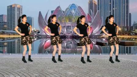 水兵舞《哥哥妹妹》节奏欢快 动作劲爆 简单易学
