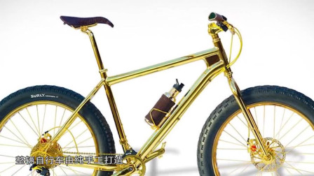 这几款最贵最特殊的豪车,还有六百万一辆的自行车
