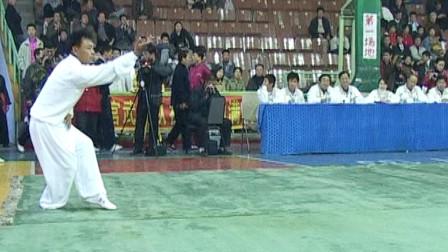 全国传统武术比赛优秀套路辑选 01 006 男子传统拳术