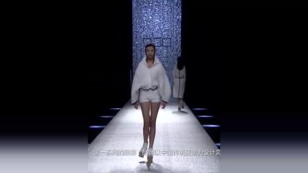 时装秀:白色超短裤,夏日女生的必备单品,秀出你的白嫩美腿!