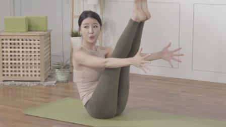 瑜伽女神黄老师系列86:这些经典体式掌握好,燃脂塑形在家实现