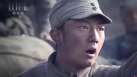 顺溜 战场上顺溜一手大葱一手大饼 看见鬼子来了 他非常淡定!