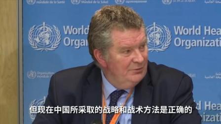"""WHO官员称赞中国返城复工防疫工作:正成功扑灭一场""""大火"""""""