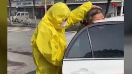 汶川地震亲历者成武汉抗疫司机:每一天都是赚来的 我应该留下来