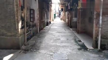 广东东莞:东莞石碣:城中村的小巷子里,才是帅哥美女经常出入的地方!