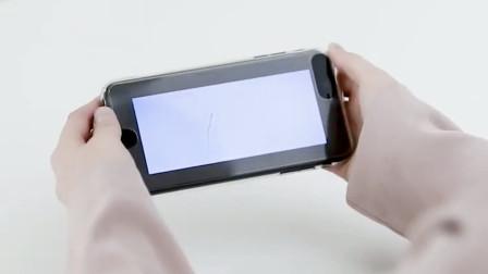 把手机壳套到屏幕上,就能看3D效果的电影,你的手机壳可以吗?