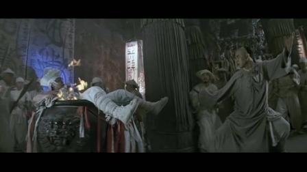 【混剪】一部1992年代李连杰的古装武侠动作片,直捣白莲教总坛决胜九宫真人 ,揭开迷信假像